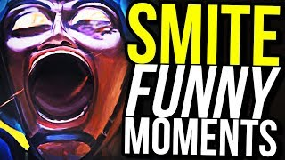 SEASON 5 OFF TO A GREAT START... - SMITE FUNNY MOMENTS