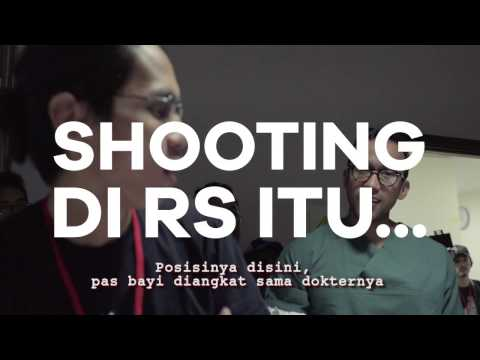 BUKA'AN 8 Behind The Scene -  PRODUCTION DIARY 1