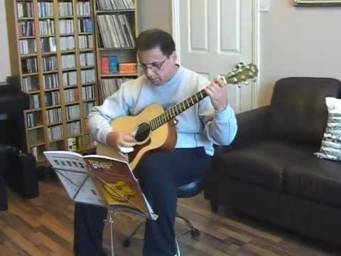 Petros Andreou - Grade 1 Plectrum Guitar - A Fistful of Pesos by Nick Powlesland