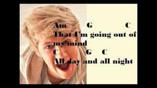 One Thing- One Direction With Lyrics & Chords