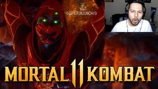 I Found ERMAC In The KRYPY... - Mortal Kombat 11: The Krypt Gameplay REACTION