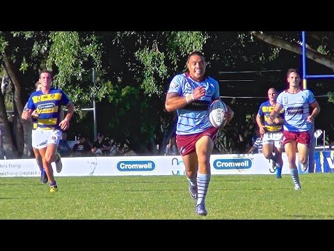 Duncan Paia'aua | Norths Eagles