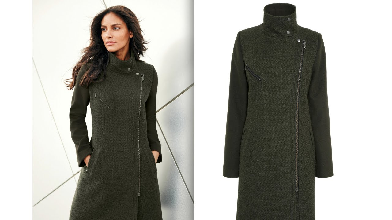Warmest Fashionable Jacket Womens
