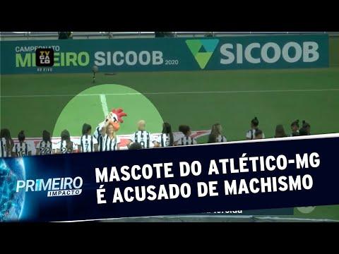 Mascote do Atlético-MG é acusado de machismo | Primeiro Impacto (17/02/20)