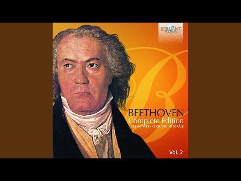 Sonatina for Mandolin and Piano in C Major, WoO 44a