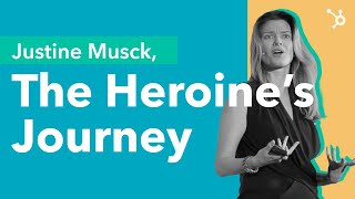 "INBOUND Bold Talks: Justine Musk ""The Heroine's Journey"""