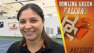 BG Tennis : Coach Dalmacio Post-Match