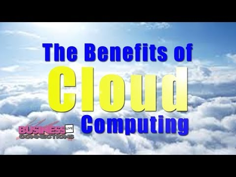BCL41 Benefits of Cloud Computing