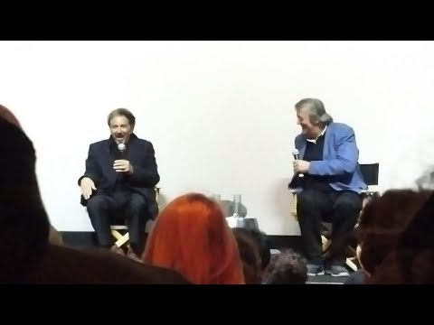 Al Pacino talks acting, theater & film with Stephen Fry - March 25, 2018
