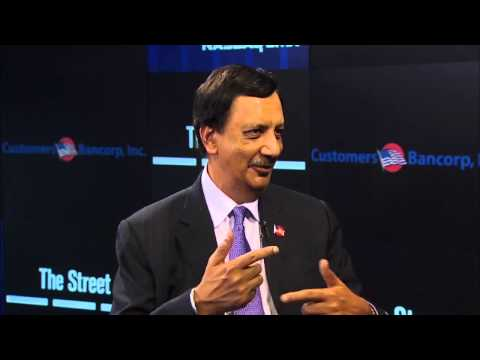 CEO Interview: Customers Bancorp