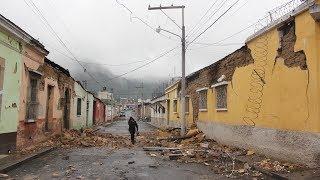 В Гватемале - землетрясение магнитудой 6,8 (новости)