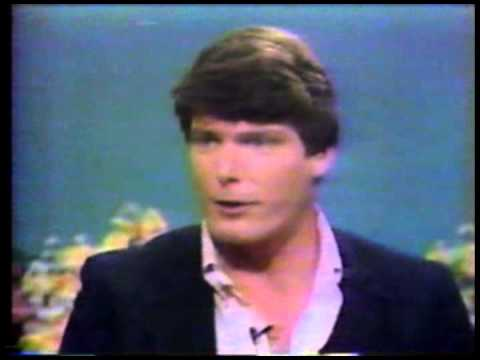 "Christopher Reeve ""Superman III"" Interview"