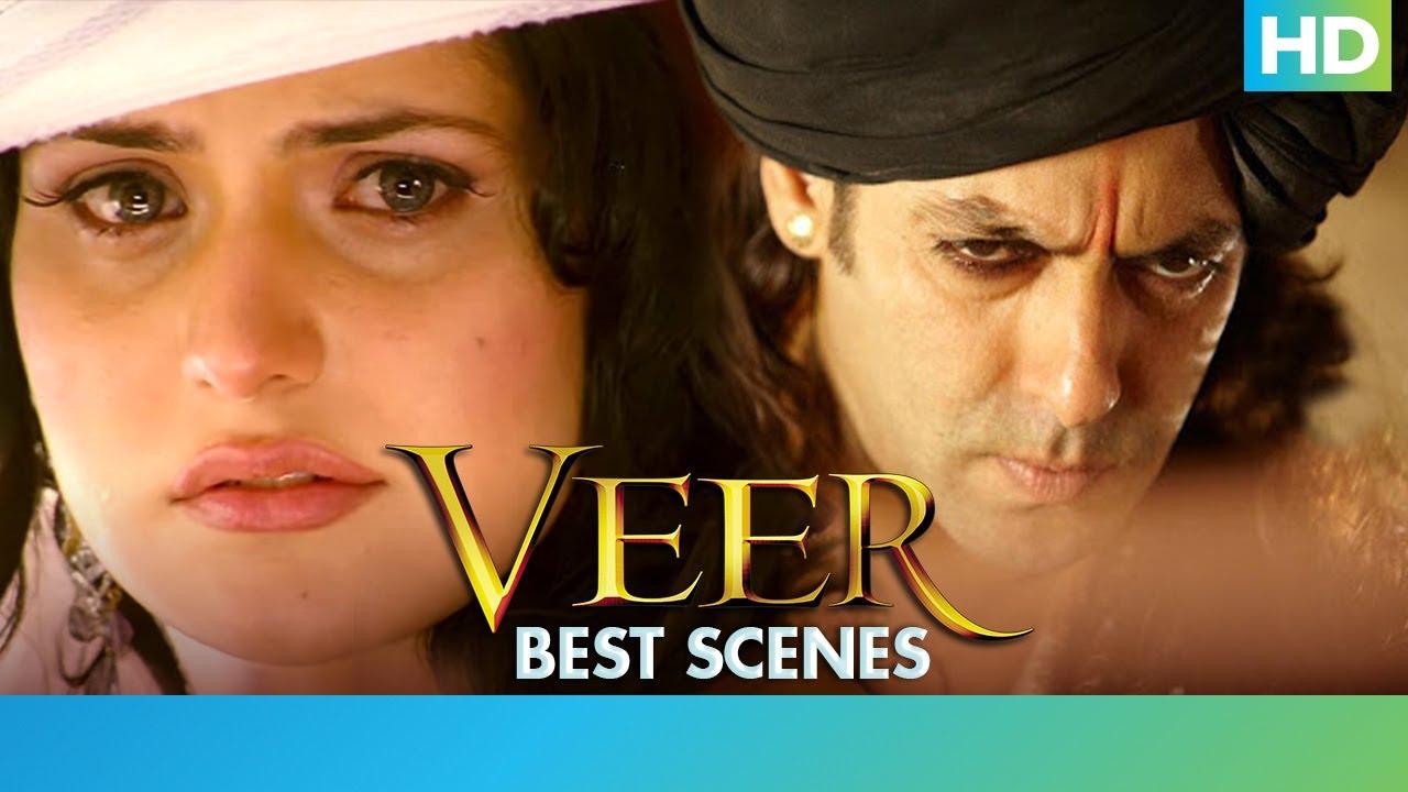 Download Best Scenes of Veer | Salman Khan, Zareen Khan, Mithun Chakraborty & Jackie Shroff