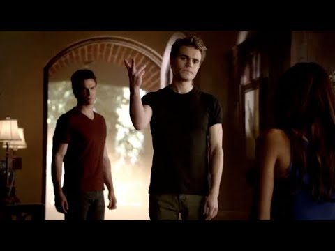 The Vampire Diaries Silas Fights And Abilities