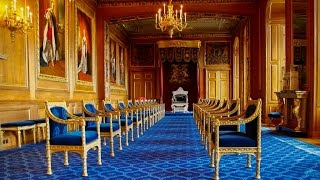 💜❤💜 Windsor Castle Full Tour in Less than 15 Minutes. House of Queen Elizabeth II 💜❤💜