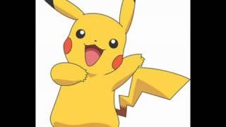 Pikachu Song (techno remix)