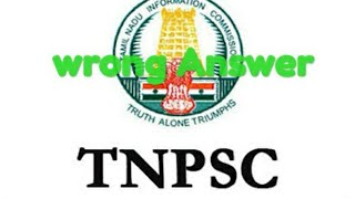 TNPSC group 2 official answer keys and cut off