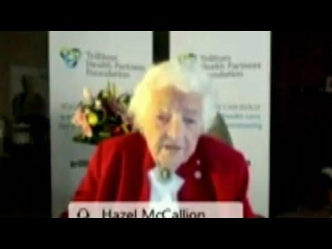 100 years young: Former Mississauga mayor Hazel McCallion celebrates centennial birthday