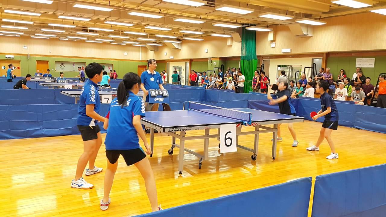 20160703_康文署主辦 第三十一屆北區分齡乒乓球比賽(2016-17)14 - YouTube