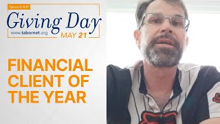 Financial Client of the Year | Tabor/LHOP Giving Day!