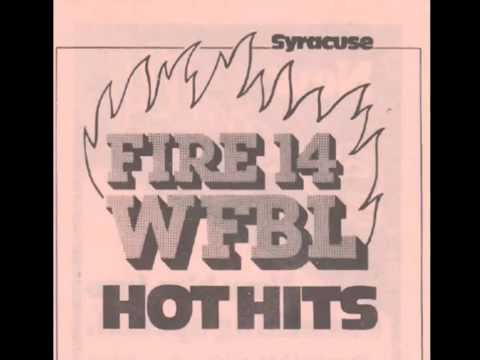 WFBL Fire 14 Syracuse - The Fire 14 Hot Hits Story - 1979