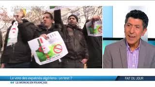 Algérie : quelle sera la participation du vote des expatriés algériens en France ?