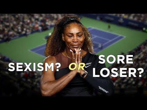 Serena Williams: Victim of Sexism or Sore Loser?