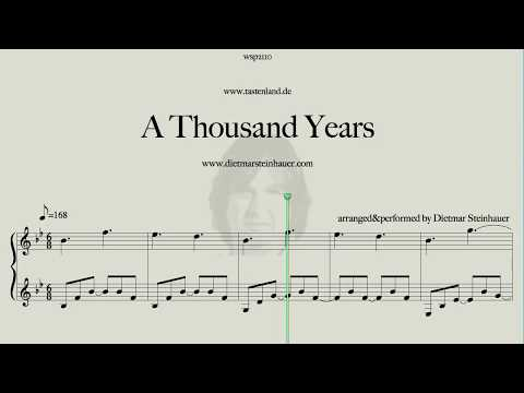 A Thousand Years - Christina Perri - Twilight Saga