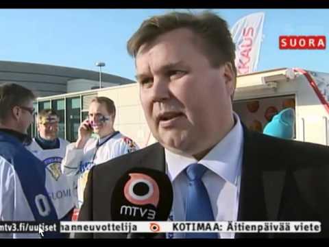 Timo Jutila menee 18 sekuntia eteenpäin