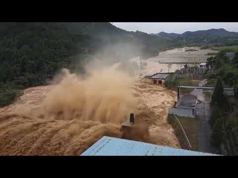 China Floods 2021 | Affected More Than 54.8 Million People| Wuhan Flood | China Flood Footage