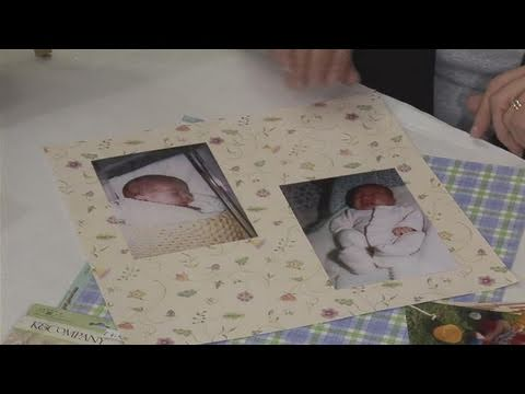 how to make a baby album youtube