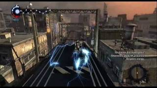 inFAMOUS PS3 Demo Gameplay