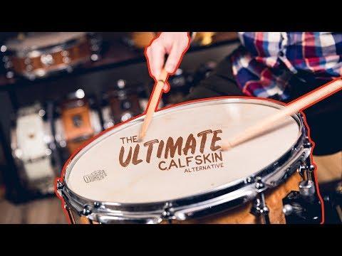 Ep. 5 Kentville Drums Kangaroo Hide Drumheads