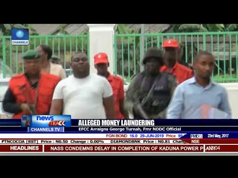 EFCC Arraigns George Turnah,Fmr NDDC Official