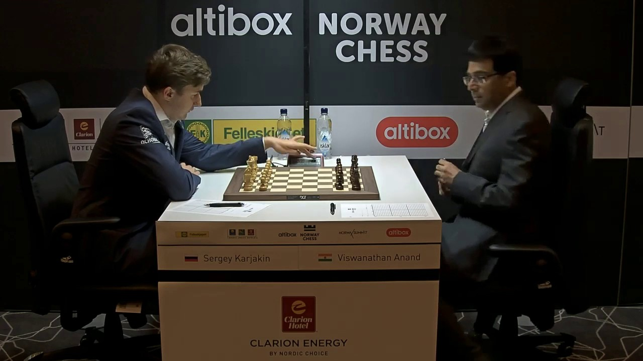 Norway Chess Live