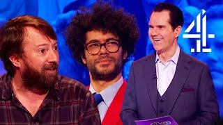David Mitchell's PASSIONATE Rants about KFC & Thor's Name?! | The Big Fat Quiz of The Year 2018