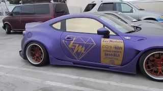 Lux Motion / Impressive Wrap WideBody Scion/Subaru FRS/BRZ