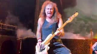 Iron Maiden Live - Aces High 4K