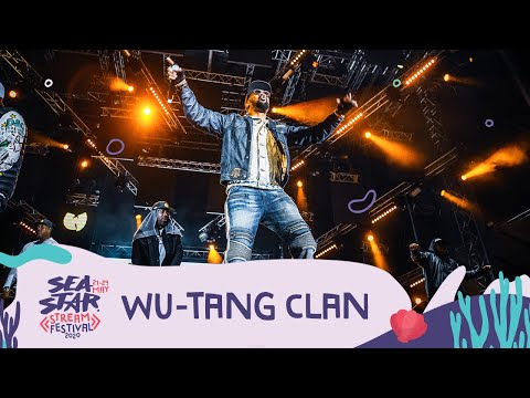 Wu Tang Clan Live Sea Star Stream Festival @ Sea Star 2019