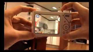 Бумажный фотоаппарат
