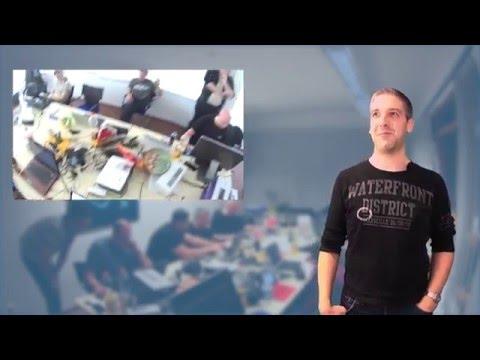 Rückblick zum Hackathon von Projekt Werner