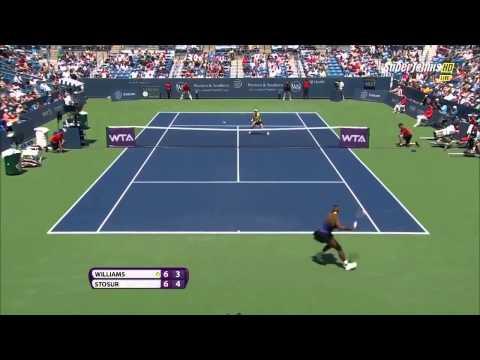 ATP & WTA   Best points 2014 Part 1