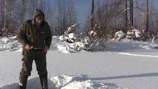 зимняя рыбалка на окуня ЧАСТЬ 2 ЯНВАРЬ 2020