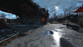 Fallout 4 - High Resolution Texture Pack Gameplay HD