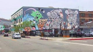 L.A.'s Hip New Arts Scene