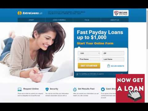 How To Get A Personal Loan Fast Payday Loans up to $1,000