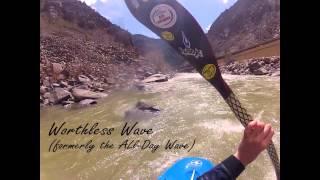 Shoshone Helmet Cam Guide (Low Water)