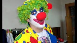 Mr. Magic UNCLE SHU SHU bilingual clown magic shows, face painting the Blind DM 1 min D\u0026D China