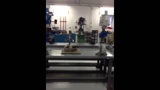 Industrial Mechanic Shop