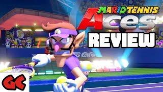 Mario Tennis Aces | Review